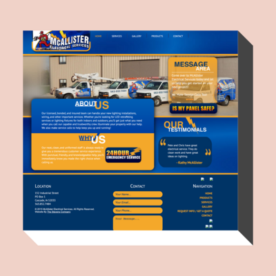 McAllister-Electrical-Services-Old-Website