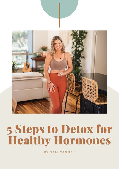 5 Steps to Detox Your Body for Healthy Hormones
