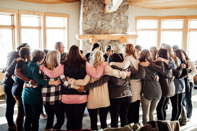 The Open Door Sisterhood Christ centered community support love workshop podcast mastermind retreat10