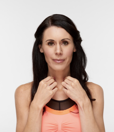 danielle collins face yoga teacher training