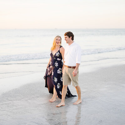 Clearwater-Florida-destination-wedding-engagement-beach-photo-session-sunset-naples-fort-myers-shane-long-photography