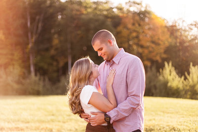 Shelby + Nick | An Apple Orchard Engagement Session | Meadow Ledge Farm (42 of 63)
