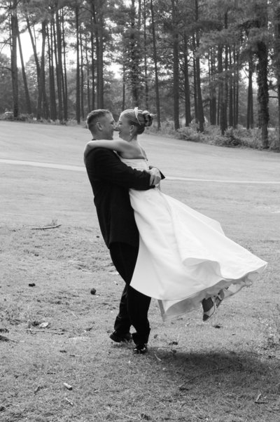 Top rated Wedding and Portrait Photographer in NC