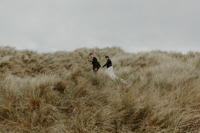 Dunedin elopement photographer