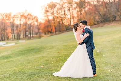 Alex & Jen's Cold November Wedding at Huntingdon Valley Country Club Photos (0115