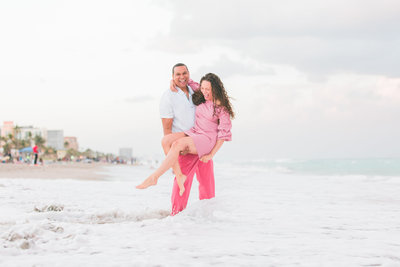 Fort Lauderdale Engagement Photographer- Fort Lauderdale Wedding Photographer