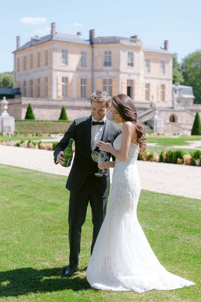 French-Chateau-wedding-chateau-de-vilette