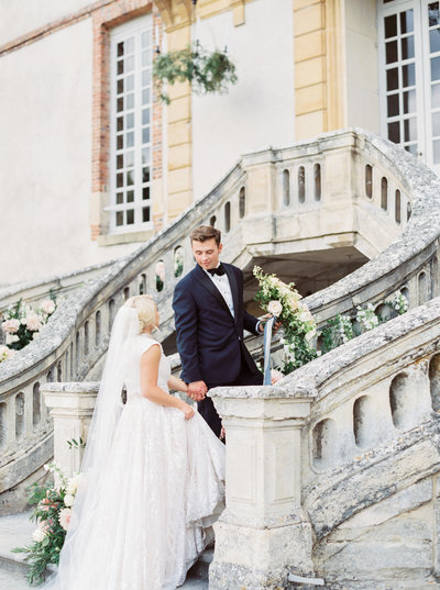 Paris France Wedding - Mary Claire Photography-61