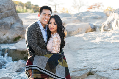 asian engagement session austin wedding photographer pedernales falls state park texas