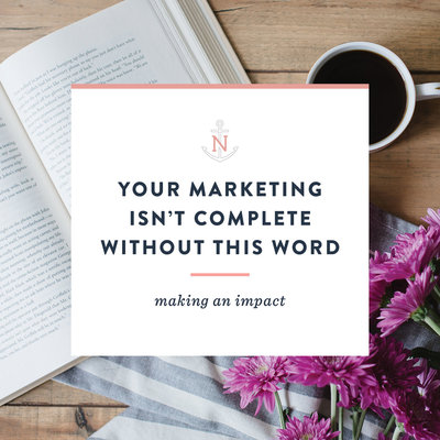 Your Marketing Isn't Complete