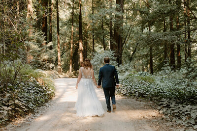 Laura & Harrison - Big Sur Elopement - Tess Laureen Photography @tesslaureen - 8627