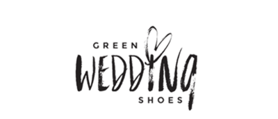 green-wedding-shoes-logo