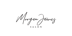 Morgan James Salon Logo
