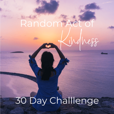 random act of kindness 8 - Positively Jane