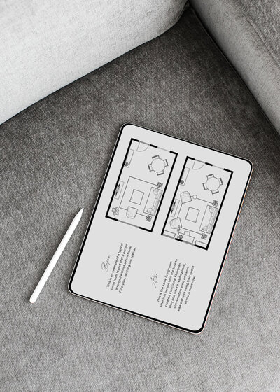 Ipad Mockup for Lead Magnet