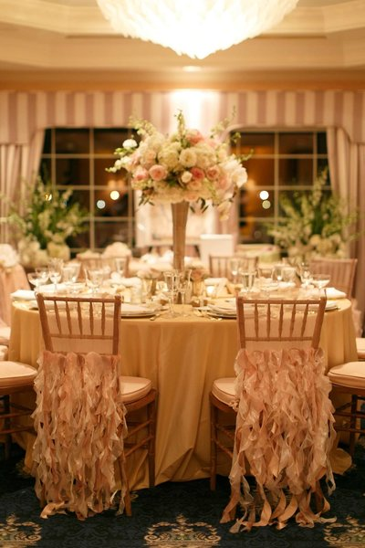 Romantic fall wedding at the Saybrook Point Inn & Spa