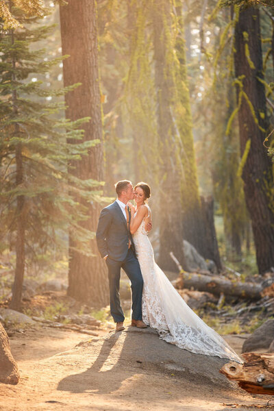 Yosemite Elopement Photographers