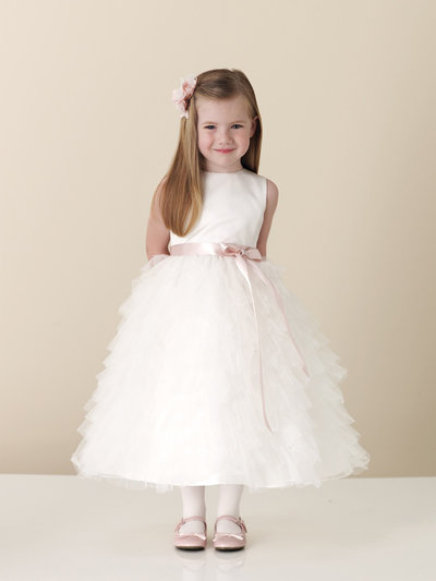 Joan Calabrese Flower Girl Dress 3