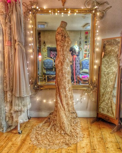 Orlagh_gold_lace_wedding_dress_JoanneFlemingDesign