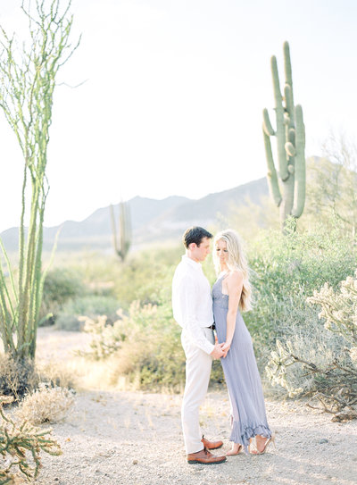Engagement session in Phoenix Arizona Photographed by Amy Mulder Photography