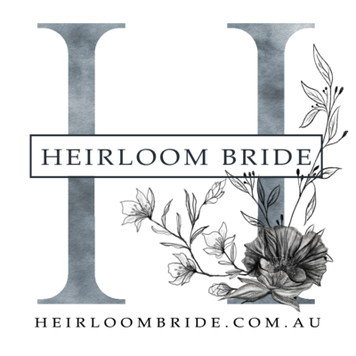 Heirloom bride logo