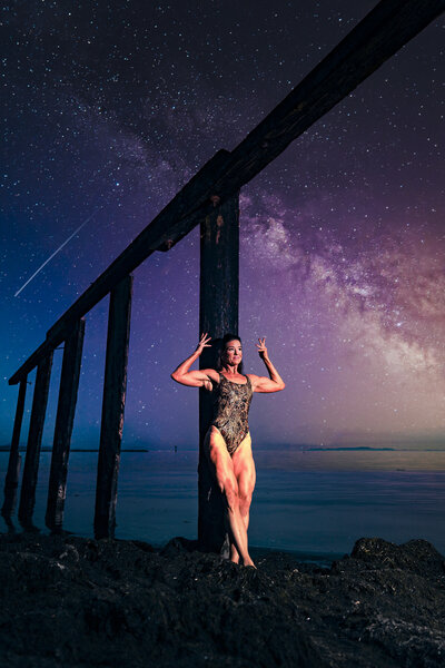Vancouver-Fitness-Photography-Milky-Way
