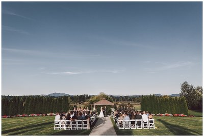 Lord Hill Farms Wedding venue in Snohomish, WA