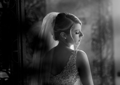 bride at monmouth university  wedding