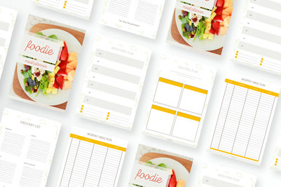 Foodie-meal-planner