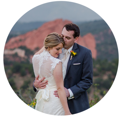 Wedding at Garden of the Gods Collection