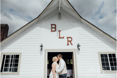 Bostic Lake Ranch is a wedding venue in the Seattle area, Washington area photographed by Seattle Wedding Photographer, Rebecca Anne Photography.