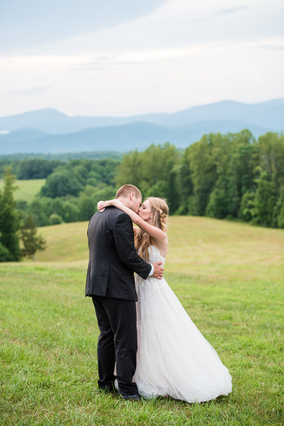 Marena Claire Photography Second Shooting Virginia Portrait Photographer Mountain Wedding_0006