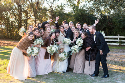 Joe and Keenan Married-Wedding Party-Samantha Laffoon Photography-208
