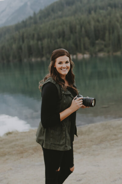 Dr. Lindsay Copeland is the owner and lead photographer of Rocky Mountain Photo Co.