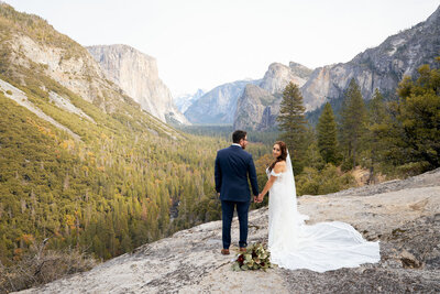Yosemite Wedding Photographers