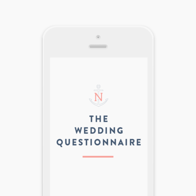 Wedding Questionnaire