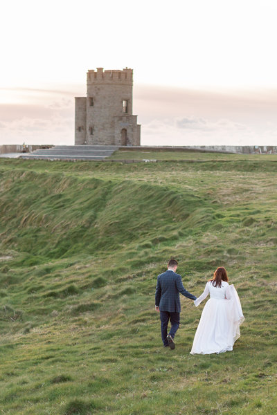 Cliffs Of Moher Ireland Wedding Ireland Wedding Photographer Samantha Laffoon Photography-500