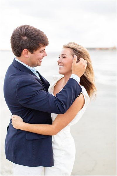 Copeland and Seth - St Simons Island Engagement_0403