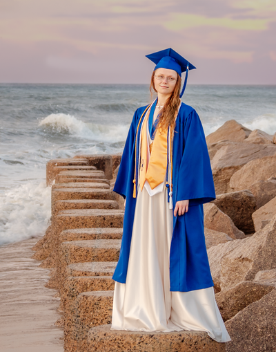 High School Senior Photography - Wilmington NC - Bella Lumiere Photographers