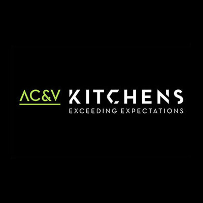 AC&V Kitchens Logo by The Brand Advisory