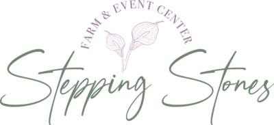 Stepping Stones Farm and Event Center Logo