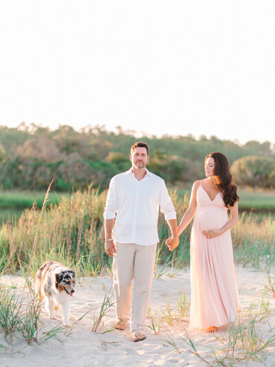 Myrtle Beach Maternity Photos-1