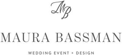 Maura Bassman - Wedding and Event Design - Cincy Weddings by Maura - Logo Design by With Grace and Gold -1
