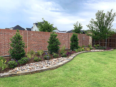 Oher Services College Fund Landscaping