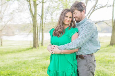 A Mississippi Spring Engagement Session