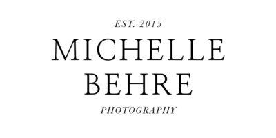 Michelle Behre Photography Logo 2