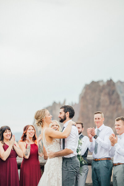 Smith State Rock Park Wedding-Bend Wedding Photographers-Something Minted Photography