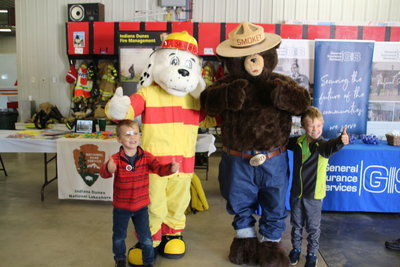 GIS Family Safety Day Educates and Entertains the Community
