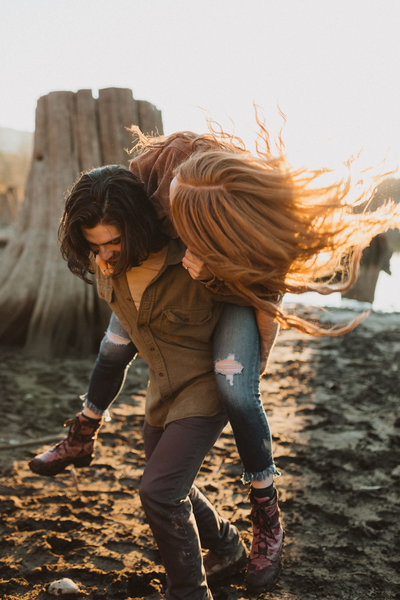 adventurous couples photographer for the wild and whimsical