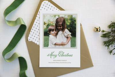 Letterpress-Christmas-photo-card-gold-green-1200